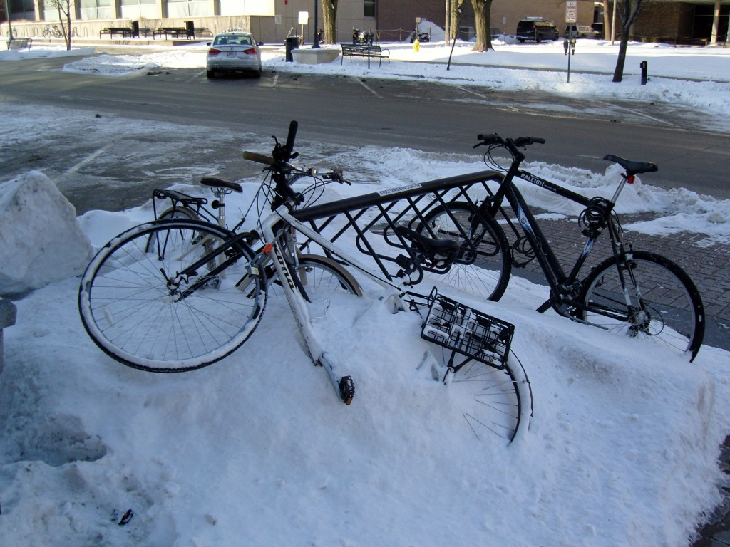 What To Do At A Bike Coop When It S Zero Degrees Outside Energy Corps